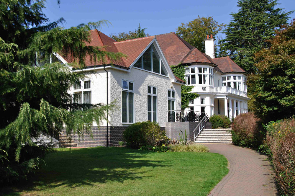 Staff Club House – The University of Nottingham