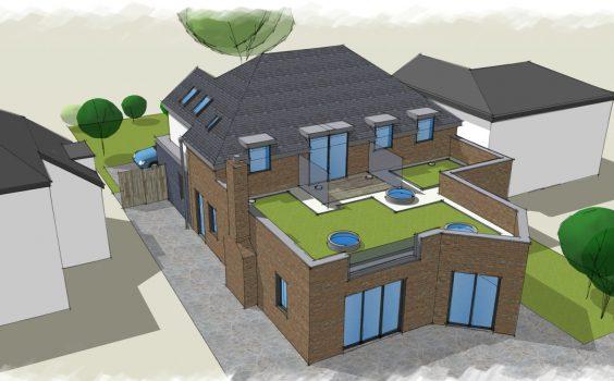 New house in Kings Heath